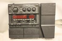 ZOOM 707 II GUITAR MULTI EFFECTS PEDAL PROCESSOR