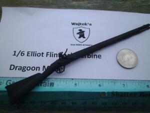 LB13   1/6  Elliot Flintlock Carbine Dragoon Model Great Britain Napoleonic