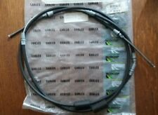 FORD TRANSIT 80,100,120 87 TO 91 COMPLETE BRAKE CABLE VVB 715