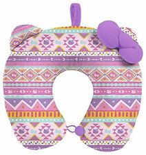 Hello Kitty Neck Travel Pillow Cute Southwest Collection For Kids