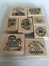 Stampin Up For Goodness Stamps Sake Religious Christian Sunday School Jesus VBS