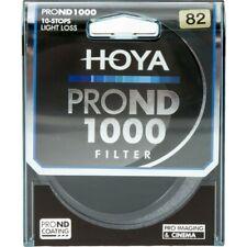 Hoya 82mm Pro ND1000 10 STOP Lens Filter. Original product ! Quick dispatch!