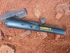 Garrett Pro-Pointer II Pin Pointer Probe -Battery Holster