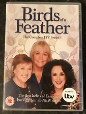 BIRDS OF A FEATHER COMPLETE SERIES 1 DVD 2014 VERY GOOD CONDITION