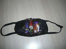 neu Kinder Mund Nasen Bedeckung Maske Game of Gnomes waschbar