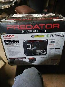 Predator 4400 Watt Invertor Generator