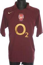 Gunners Arsenal Home 2005 - 2006 (Size 3XL) Shirt Jersey Trikot Camiseta