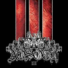 Aosoth - III: Violence & Variation CD 2011 black metal France Agonia