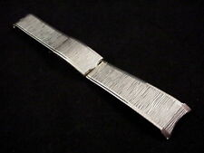 Vintage NOS Stainless Deployment watch band 19mm 3/4 in