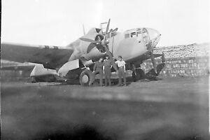 RAF Baltimore, Malta. World War 2 photograph