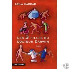 ROMAN LES 3 FILLES DU DOCTEUR DARWIN - L. HEDAD