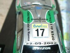sd) Scalextric 6084 HYUNDAI ACCENT WRC SERIE LIMITADA