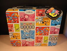 SUSHI PACK Full Size LUNCHBOX Brand New! NOS animation TV cartoon character RARE