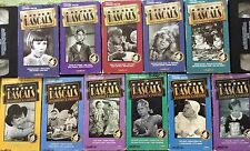 11 VHS Video LITTLE RASCALS Kids Classic TV Black & White 12 Hours+ Comedy RARE!
