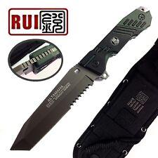 KNIFE COLTELLO DA CACCIA RUI R32002 SURVIVOR SOPRAVVIVENZA CAMPEGGIO STILE RAMBO