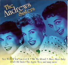 The Andrews Sisters - The Andrews Sisters - CD Album (2000)