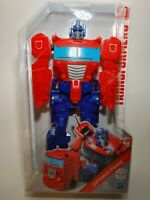 "Transformers Titan Changers Optimus Prime 10.5"" Action Figure NIB"