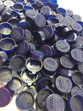 110 CORONA SALT & PEPPER SHAKER CAPS / LIDS FOR CORONITA BOTTLES