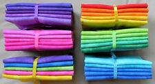 Fabric Palette Tonals Bundle, 5 pcs Assorted Colors, 18