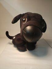 "New ListingArtlist Collection The Dog 9"" interactive plush Labrador retriever Black Collar"