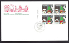 Canada  # 1069 ULpb SANTA CLAUS PARADE     Brand New 1985 Unaddressed Cover