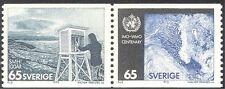 Sweden 1973 WMO Centenary/IMO/OMM/Meteorology/Weather/Science 2v set pr (n43516)