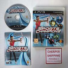 PS3 PlayStation 3 - SPORTS CHAMPIONS Move