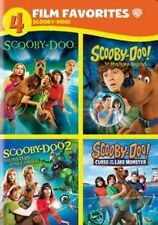 4 Film Favorites Scooby Doo 0883929411566 DVD Region 1 P H