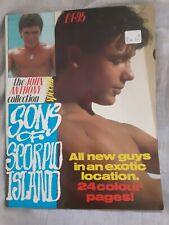 Vintage gay interest magazine