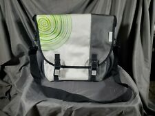 XBOX 360 System & Games Official Messenger Bag Carrying Bag Pre-owned