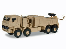 Herpa 744904 h0 Herpa Military CAMION MERCEDES ACTROS montagne veicolo Corazza