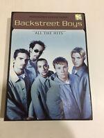 BACKSTREET BOYS Definitive Collection 3 CD 2007 RARE INDIA HOLOGRAM SONY BMG