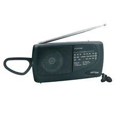 Lloytron Sports Live 3 Band Dc Personal Radio With Earphones Portable Audio New