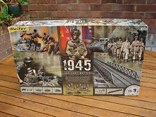 Heller 1945 The Last Battle 1/72 Construction Set Tanks Pontoon Forward Command