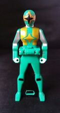 Power Ranger Key Super Megaforce Ninja Storm Green Samurai Bandai Sentai anime