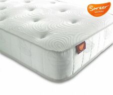SAREER LATEX FOAM POCKET SPRUNG MATRAH MATTRESS 2FT6, 3FT, 4FT, 4FT6, 5FT, 6FT