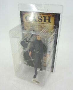 SOTA TOYS JOHNNY CASH MAN IN BLACK ACTION FIGURE SEALED PACKAGING