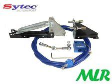 SYTEC TLK2/W TWIN WEBER CARBS THROTTLE LINKAGE KIT 40 45 DCOE ESCORT MK1 MK2 HS