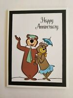 YOGI BEAR HAPPY ANNIVERSARY