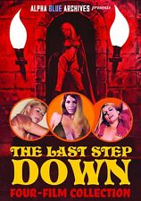 THE LAST STEP DOWN--USCHI DIGARD SEXPLOITATION 4 FILM COLLECTION