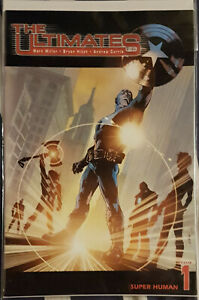 The Ultimates #1-13 (2002) - Mark Millar & Bryan Hitch Marvel Comics US
