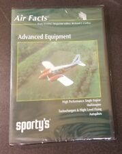 Sporty's Air Facts - Advanced Equipment (DVD) Aviation Flying Airplane