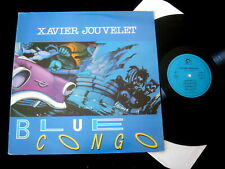 XAVIER JOUVELET/BLUE CONGO/RARE FRENCH SPIRITUAL AFRO JAZZ/MAD MINUTE ORIG PRESS
