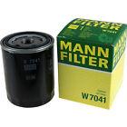 Original MANNFILTER Ölfilter Oelfilter W 7041 Oil Filter