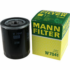 Original MANN-FILTER Ölfilter Oelfilter W 7041 Oil Filter