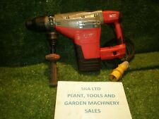 MILWAUKEE KANGO K545S ROTARY HAMMER DRILL/BREAKER 110 VOLT VAT INCLUDED sra1