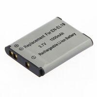 Batterie 1000mAh EN-EL19 pour Nikon Coolpix S S100 S2500 S2550 S2600 S3100 S3200