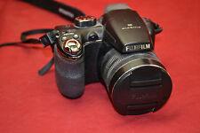 Fujifilm FinePix S4430 14.0 MP, 3.0LCD, 28X Superwide Digital Camera - Black