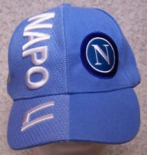 Embroidered Baseball Cap Soccer International Napoli Italy Football Club NEW