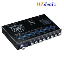 SOUNDSTREAM MPQ-7B 7-BAND PARAMETRIC EQUALIZER 8 VOLTS MAX OUTPUT for AMPLIFIER